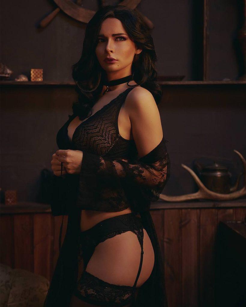 Witcher 3 yennefer hot