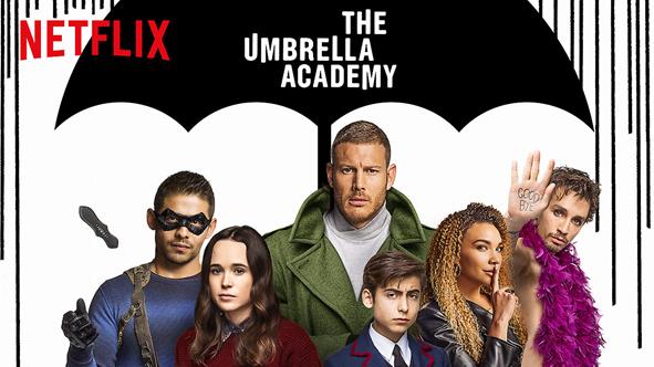 Netflix top 10 series