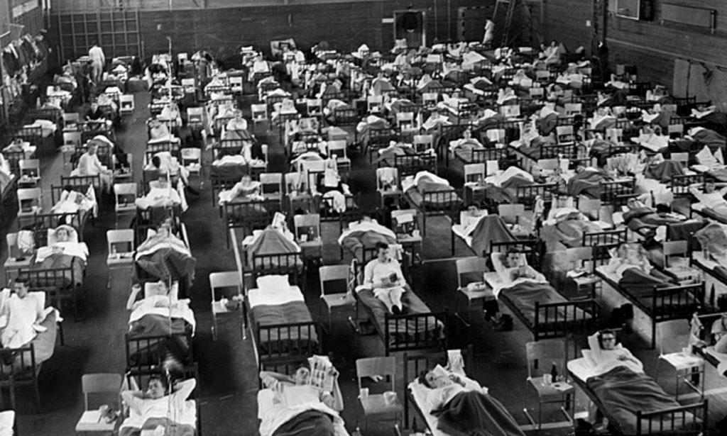 Top 10 Pandemics